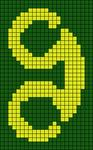 Alpha pattern #38510