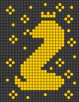 Alpha pattern #38523