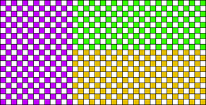 Alpha pattern #38528