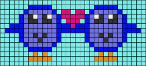 Alpha pattern #38576