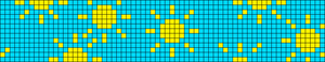 Alpha pattern #38588