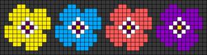 Alpha pattern #38592