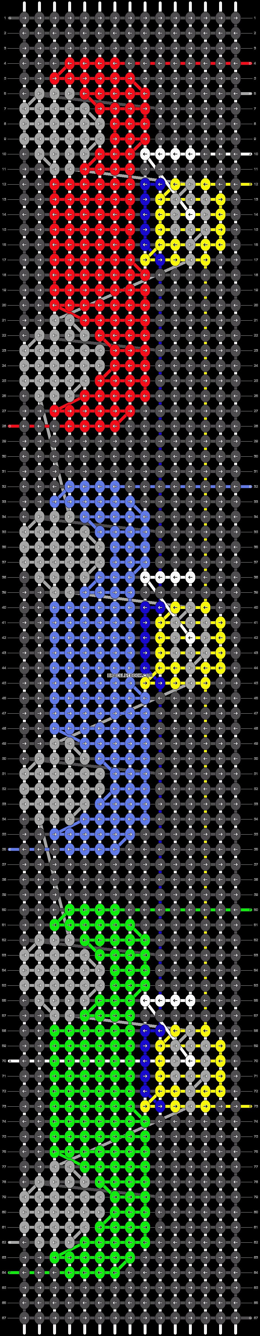 Alpha pattern #38593 pattern