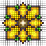 Alpha pattern #38603