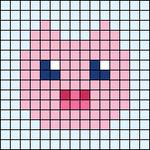 Alpha pattern #38604