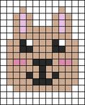 Alpha pattern #38605
