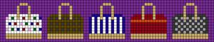 Alpha pattern #38608