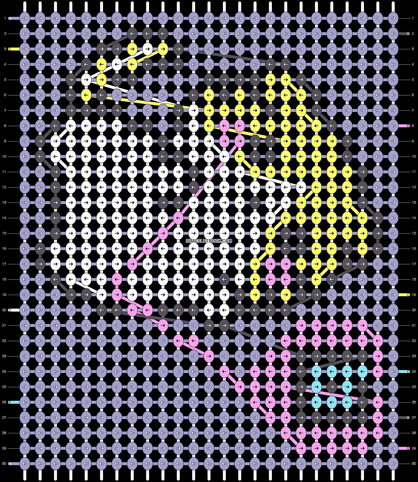 Alpha pattern #38617 pattern