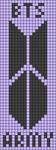Alpha pattern #38618