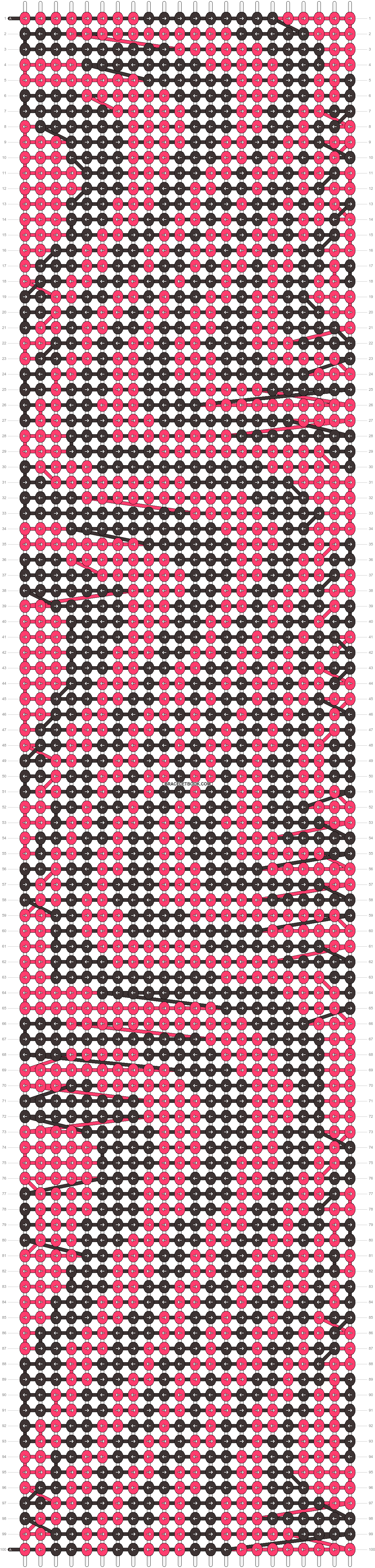Alpha pattern #38621 pattern