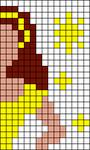 Alpha pattern #38643