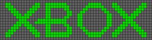 Alpha pattern #38650