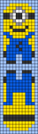 Alpha pattern #38652