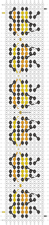 Alpha pattern #38671 pattern