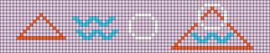 Alpha pattern #38684
