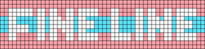 Alpha pattern #38689