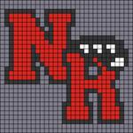 Alpha pattern #38690