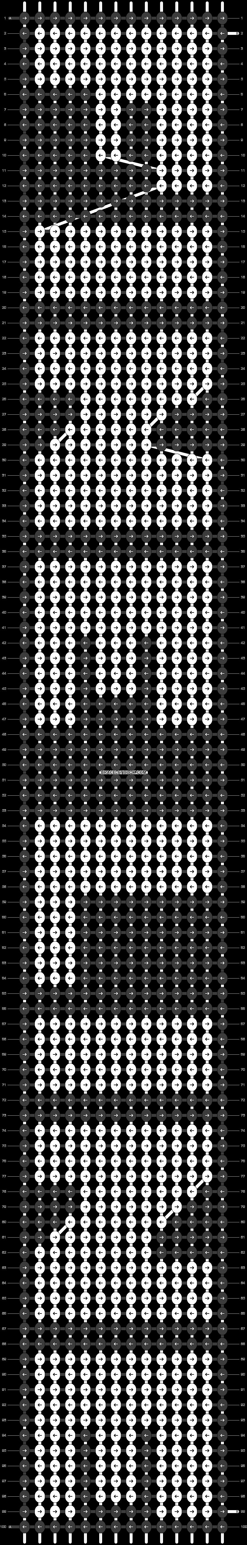 Alpha pattern #38693 pattern