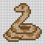 Alpha pattern #38696