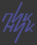 Alpha pattern #38697