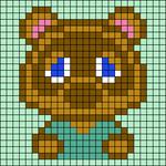 Alpha pattern #38701