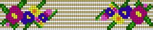 Alpha pattern #38714