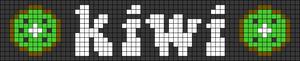Alpha pattern #38715