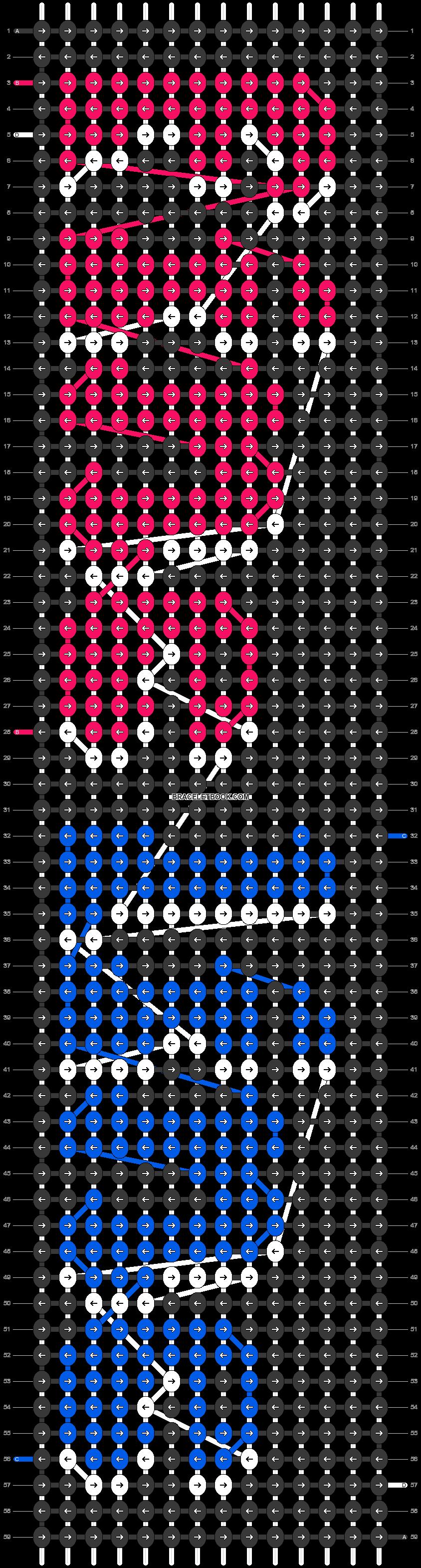 Alpha pattern #38718 pattern