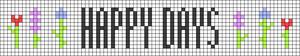Alpha pattern #38719