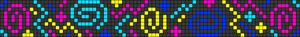 Alpha pattern #38726