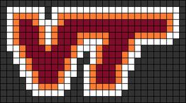 Alpha pattern #38732