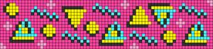 Alpha pattern #38734