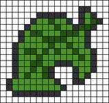 Alpha pattern #38743