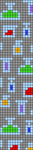 Alpha pattern #38756