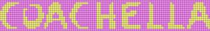 Alpha pattern #38779