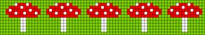 Alpha pattern #38788
