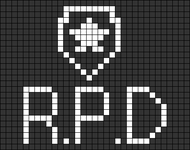 Alpha pattern #38798