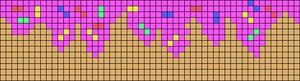 Alpha pattern #38799