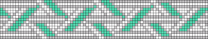 Alpha pattern #38801