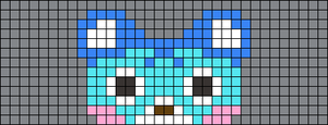 Alpha pattern #38802