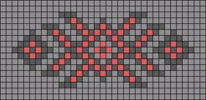 Alpha pattern #38803