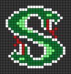 Alpha pattern #38807