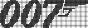 Alpha pattern #38808