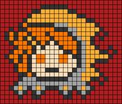 Alpha pattern #38810