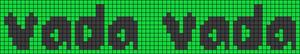Alpha pattern #38811