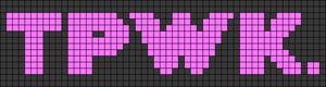 Alpha pattern #38816