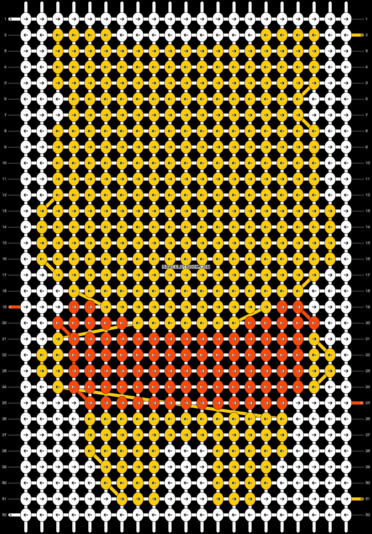 Alpha pattern #38822 pattern