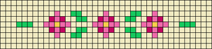 Alpha pattern #38836