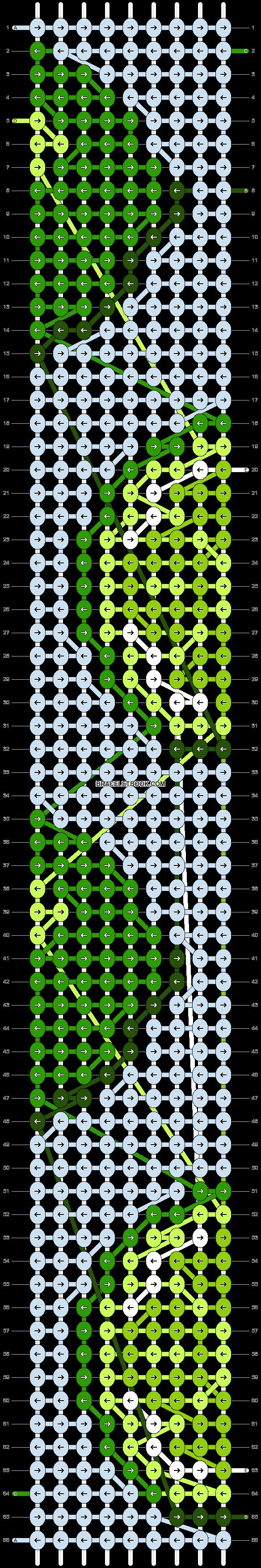 Alpha pattern #38842 pattern