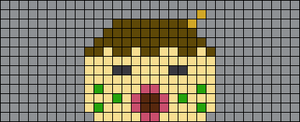 Alpha pattern #38865